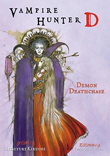 Vampire Hunter D Volume 3: Demon Deathchase (English Edition)