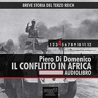 Breve storia del Terzo Reich vol.4: Il conflitto in Africa copertina