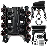 Upper Intake Manifold Kit compatible with 1996-2000 Ford Mustang Crown Victoria Mercury Grand Marquis 4.6L SOHC