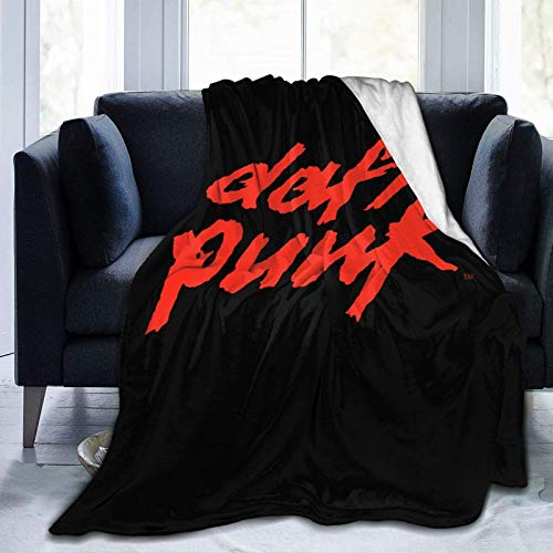 shenguang Daft Punk Ultra-Soft Micro Fleece Decke werfen Super Soft Anti-Pilling Leichtes Sofa Plüsch Bett Couch Wohnzimmer