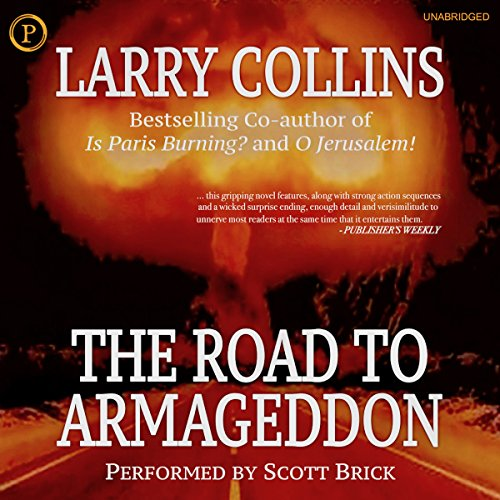 The Road to Armageddon audiobook cover art