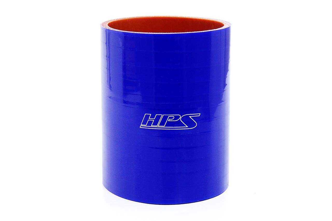 HPS Industry No. 1 HTSC-800-L6-BLUE High Temperature Reinforced 6-Ply Silicone Credence