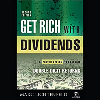 Get Rich with Dividends cover art