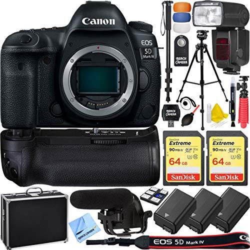 Canon 5D Mark IV - Bundle 3