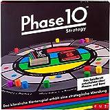 Mattel Games FTB29 Phase 10 - Juego de Mesa Strategy, para 2 a 6 Jugadores, duración aproximada de 60 a 90 Minutos, a Partir de 7 años