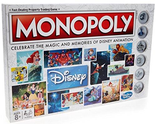 Hasbro c2116104Monopoly: Disney