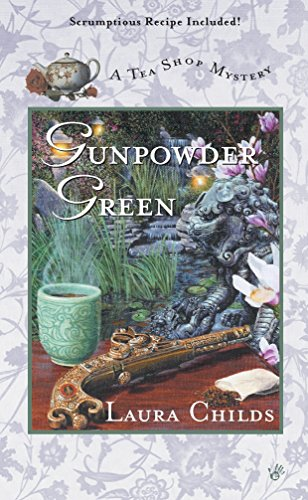 Gunpowder Green (A Tea Shop Mystery…