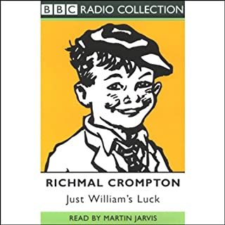 Just William's Luck cover art