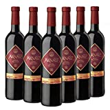 Viña Arnaiz Roble - Vino Tinto D.O Ribera del Duero, Pack de 6 Botellas x 750 ml