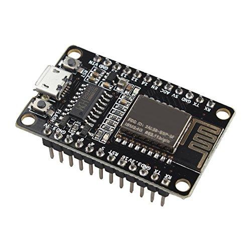 HALJIA esp8285 módulo WiFi esp-m2 Junta de Desarrollo CH340 Serial inalámbrico módulo WIFI transceptor – Compatible con ESP8266