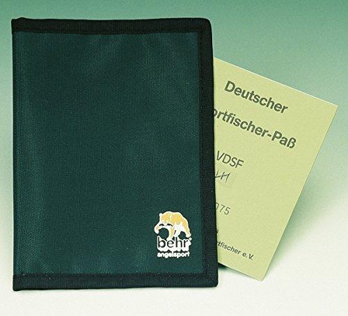Behr Tasche für Angelpapiere / Führerschein
