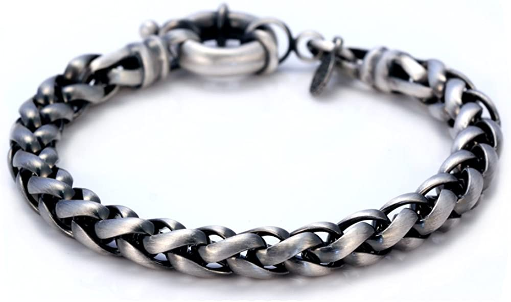 Bico 'Cage' Chain Bracelet (FB68)