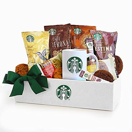 California Delicious Starbucks Coffee Mornings Gift Box