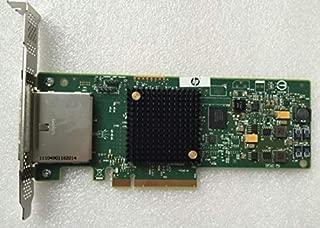 Calvas Avago H221 660087-001 650931-B21 8 port HBA JBOD SFF8088 Mini-SAS 6Gb PCI-E 2.0 X8 Controller Card