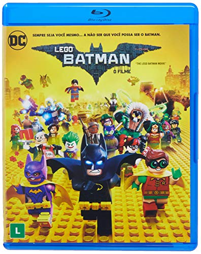 Lego Batman O Filme [Blu-ray]