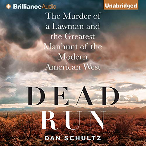 Dead Run audiobook cover art