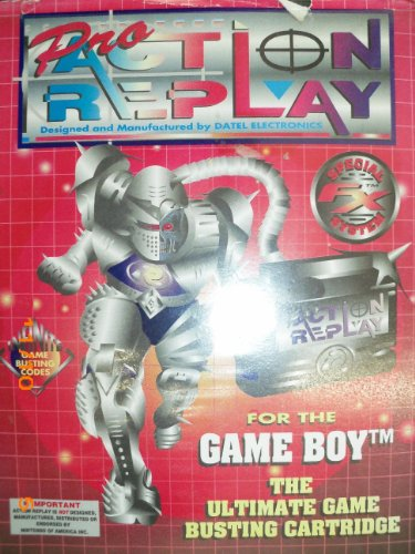 Pro Action Replay für Game Boy