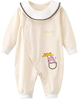 ed82844523af Fairy Baby Infant Baby Boy Girl Cute Romper Cotton Sleeper Pajamas Cartoon  Outfit
