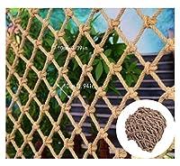 安全ネット保護ネット 多目的な用途のネット チャイルドプロテクションネット階段セーフティネットバルコニー落下防止ネット屋外フェンスネットレストランバー天井ネット多目的装飾ネットクライミングネット 怪我防止 危険防止 簡単設置 防獣ネット 動物ガードネット アニマルネット (Size : 1x2m)