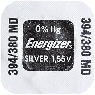 1 pile de montre à l'oxyde d'argent Energizer 394-380SR936SW SR936W sans monoxyde de carbone