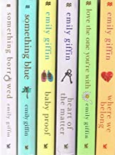 Emily Giffin 6-Book Collection: Something Borrowed / Something Blue / Baby Proof / Heart of the Matter / Love the One You're With / Where We Belong