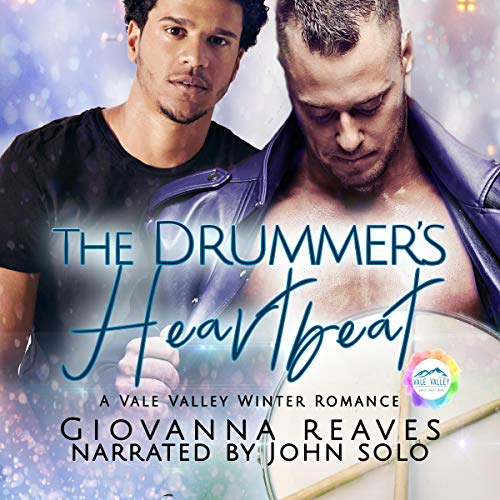 The Drummer's Heartbeat: A Winter Romance audiobook cover art
