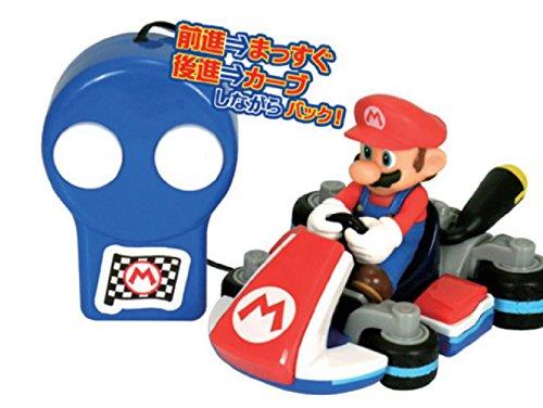 マリオカート リモートコントロールカー マリオ