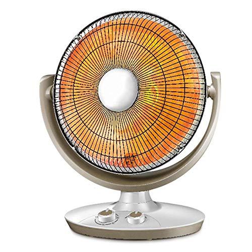 XIANGAI Calefactor Calentadores eléctricos de cerámica oscilación del Calentador, 1000W, con Agua Caliente y Natural del Viento, el sobrecalentamiento y protección de vuelco en hogares y oficinas