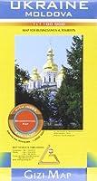 Ukraine - Moldova Geographical 2016