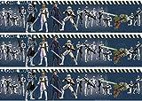 Fondant Tortenband Tortenaufleger Geburtstag Star Wars TB1
