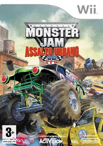Monster Jam Assalto Urbano [Importación italiana]