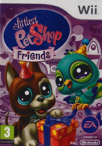 Littlest Pet Shop: Friends (Wii) [Importado]