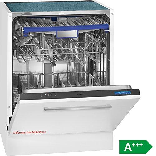 Bomann GSPE 872 Geschirrspüler Vollintegriert/A+++ / 237 kWh/Jahr / 14 MGD