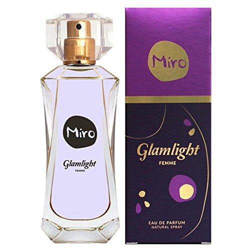 Miro Glamlight Femme Eau de Parfum, 1er Pack (1 x 50 ml)