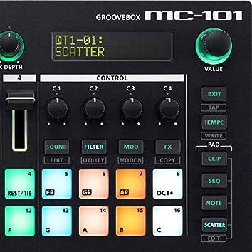 Roland Mc101 Groove Box