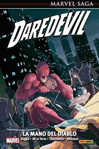 Daredevil 22. La mano del diablo (MARVEL SAGA)