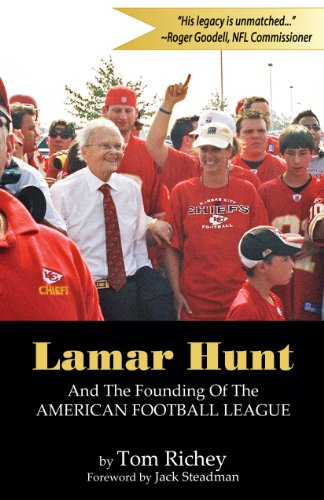 Lamar Hunt and the Founding of the American Football League (English Edition)