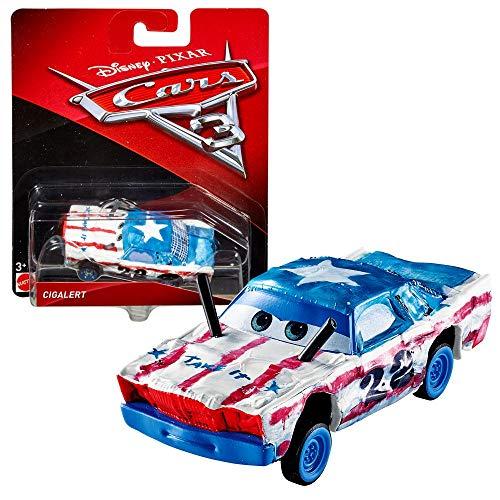 Modelle Auswahl Auto   Disney Cars 3   Cast 1:55 Fahrzeuge   Mattel, Typ:Cigalert