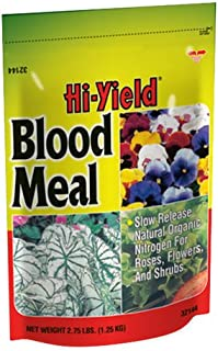 Voluntary Purchasing Group Fertilome 32144Blood Meal, 12-0-0, 2.75-Pound