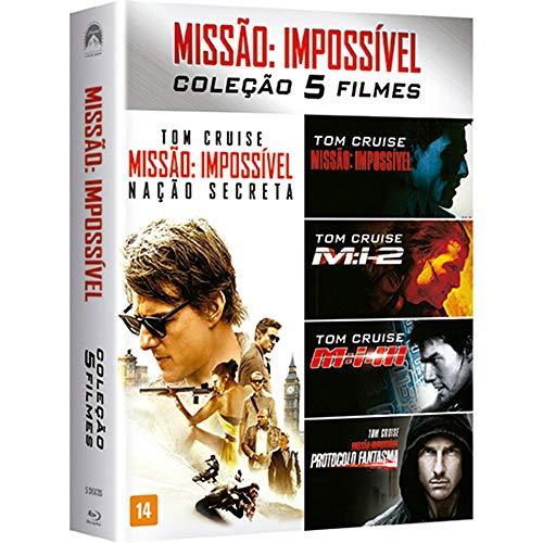 Missão Impossível: Coleção 5 Filmes