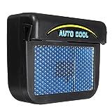 YONGYAO Power Car Solare Automatica della Finestra di Air Vent Ventilatore Freddo del Dispositivo di Raffreddamento Sistema di Ventilazione del Radiatore