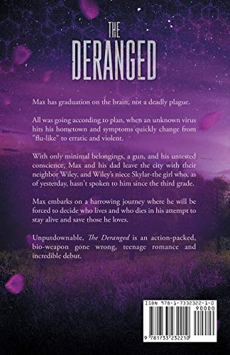 The Deranged: A Young Adult Dystopian Romance - Book One: 1
