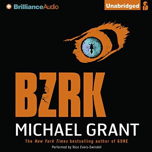 BZRK Audiobook By Michael Grant cover art