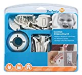 Safety 1st Essentials Child Proofing Kit- 46 Piece