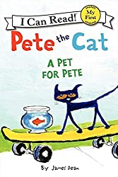Pete The Cat A Pet For Pete Guided Reading Level