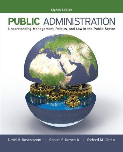 Public Affairs & Administration
