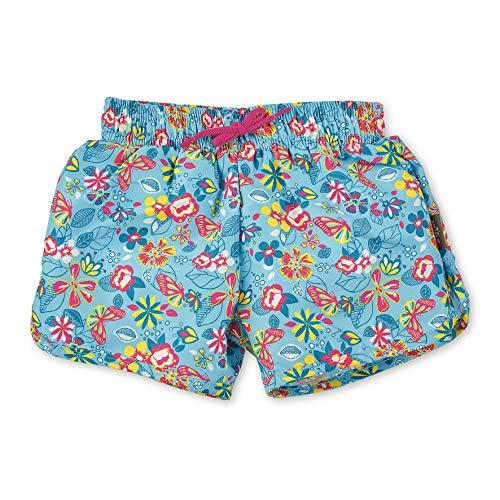 Sterntaler Badepanty Shorts de Surf, Turquoise, Small Bébé Fille
