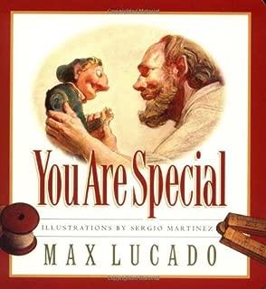 You Are Special (Board Book) (Max Lucado's Wemmicks) by Lucado, Max (2000) Board book