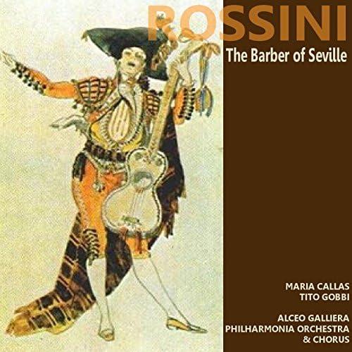 Maria Callas, Tito Gobbi, Philharmonia Orchestra & Philharmonia Chorus