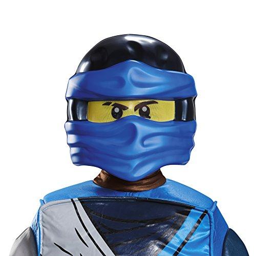 LEGO Masque de déguisement pour Enfant, Jay Ninjago